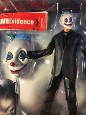 Batman The Dark Knight Gotham City Thug Figure Joker Mask Crime Scene Evidence 1