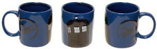 *NEW* Doctor Dr Who BLUE TARDIS 2D RELIEF Boxed China Mug - 1 MUG ONLY