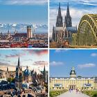 3T für 2 Personen in München, Köln, Karlsruhe oder Aachen! A&O Hotel, Gutschein