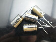 JAPAN 12PCS Elna Rfs silmic II 33uf 50V 33mfd audio Capacitor New diy HiFi