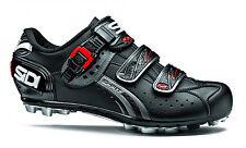 Sidi Dominator 5-Fit Mega MTB Bike Shoes Black Size 49