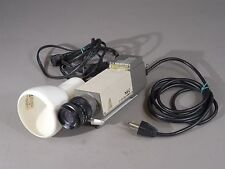 NEC TI-22P CCD Camera with Mount and attached Light