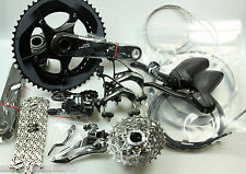 SRAM FORCE 22 8pc Group Groupset Kit 11speed - 172.5mm 34/50 or 39/53 or 36/52