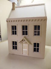 24th scale maison de poupées Stratfield cottage 4 chambres kit par maison de poupées direct