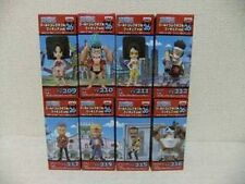 WCF VOL. 26 ONE PIECE SET OF 8 BANPRESTO ONE PIECE G-17414 4983164480320