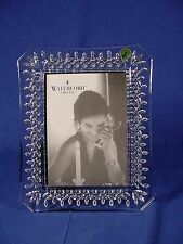 "Waterford Crystal 5 X 7"" Picture/Photo Frame LISMORE NEW!"