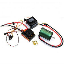 Castle Creations SCT Sidewinder Waterproof  ESC & 5mm 3800kV Brushless Motor