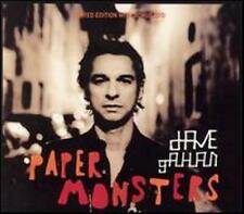 DAVE GAHAN (Depeche Mode) - Paper Monster + DVD   RAR!!