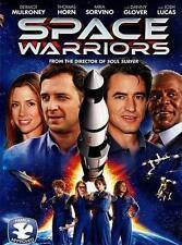 Space Warriors DVD family adventure movie astronaut Josh Lucas Thomas Horn NEW!
