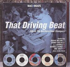 That Driving Beat: '60s and '70s Northern Soul Stompers by Various Artists (CD,