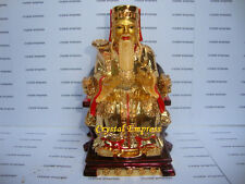 FENG SHUI - GOLDEN TUA PEH KONG WEALTH GOD STATUE