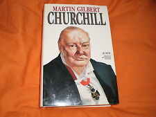 M. GILBERT CHURCHILL LE SCIE MONDADORI 1992 CART. SOVR.