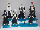 Bleach Japanese Anime Figures 6-8cm CHN Ver.