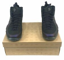 NIKE 1/2 CENT EGGPLANT PENNY 2010 DS 11US 344646 500 foamposite MAGIC OG SIZE 11