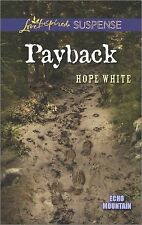 Payback by Hope White JUNE 2015 Love Inspired SUSPENSE Romance CLEAN Harlequin