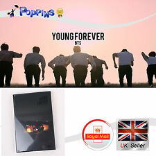 NEW BTS Especial Album YOUNG FOREVER Night Ver K-pop CD de Audio