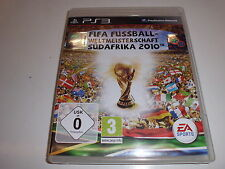 Playstation 3 ps3 Fifa Football Coupe du monde 2010 Afrique du sud