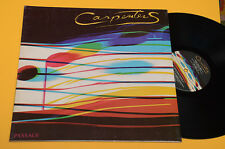 CARPENTERS LP PASSAGE 1°ST ORIG ITALY 1977 EX ! GATEFOLD COVER