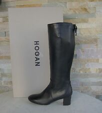 HOGAN Tods Tod´s Bottes Gr 40 Bottes Chaussures Bottes Chaussure noire neuf
