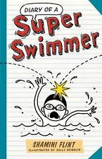 Diary of a Super Swimmer-ExLibrary