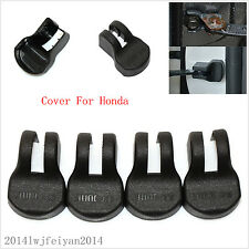 4 Pcs Car SUV Door Stopper Buckle Protection Covers For Honda Accord Civic CR-V