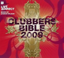 Various Artists-Live & Direct Pres Clubbers Bible 2009 CD Box set New