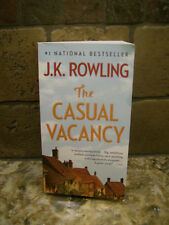J.K. Rowling The Casual Vacancy Paperback NICE