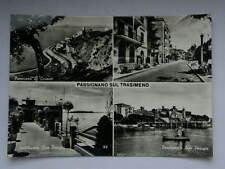 PASSIGNANO SUL TRASIMENO vecchia cartolina