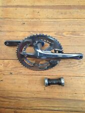 Shimano Dura-Ace FC-7800 Crank Set 53/39T 172.5mm 130BCD 10 Speed Road Bike
