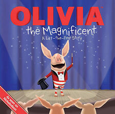 Olivia the Magnificent: A Lift the Flap Story (Olivia TV), Sheila Sweeny Higgins