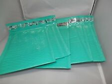 30 New Teal Poly Bubble Mailers,6x9 Bubble Padded Mailing Shipping Envelopes