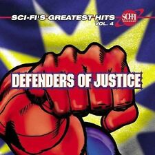 Sci-Fi's Greatest Hits, Vol. 4: Defenders of Justice by Various Artists (CD,...