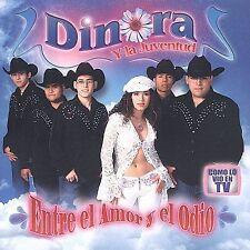 Dinora Y La Juventud Entre El Amor Y El Odio CD ***NEW***