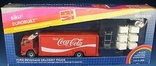 SIKU 2918 - FORD Cargo Getränkewagen - Enjoy Coca Cola - in OVP - 1:55 - LKW