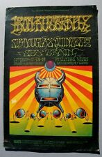 BGP #141 - IRON BUTTERFLY - FILLMORE WEST POSTER - 1968 - 1ST PRINT - GRIFFIN!!