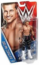 WWE DOLPH ZIGGLER SMACKDOWN MATTEL BASIC SERIES 64 WRESTLING ACTION FIGURE WWF