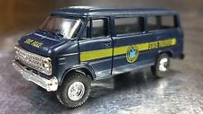 * trident 90135 new york state trooper véhicule ho échelle 1:87