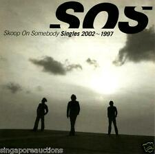 JAPANESE CD: 2003 SKOOP ON SOMEBODY (SOS): SINGLES 2002 - 1997