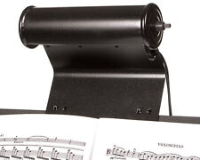 Orchestra Music Stand Light with Fixed Lamp