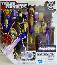 BLITZWING Transformers Generations 30th Anniversary Voyager Class Figure 2013