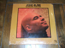 John Blair - We Belong Together 1977 Creed Taylor CTI Jazz LP SEALED LP Mint M-