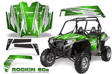 POLARIS RZR 900 XP 900XP & PRO ARMOR DOOR GRAPHICS KIT CREATORX ROCKIN 80s G