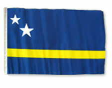 """12x18 12""""x18"""" Curacao Sleeve Flag Boat Car Garden"""