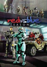 RED VS BLUE SEASON 13 New Sealed DVD RvB Halo