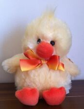 RUSS Yellow Chicken/Chick Soft Plush Easter Gift/Toy XS