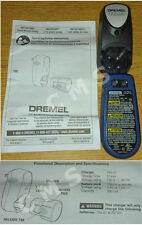 New Model DREMEL 760-01 Dual Voltage 4.8V-7.2V 755-01 757-01 3hr Battery Charger