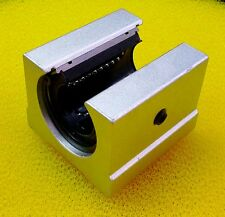 2 PCS SBR20UU (20mm) Router Linear Motion Ball Bearing Slide Block FOR CNC SBR20