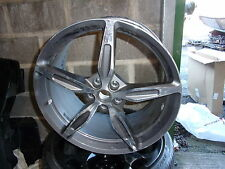 Genuine Ferrari California / T 20 Diamond Cut Alloy Wheel 2015 p/n 287648