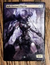 MTG Magic the gathering Altered art Ayli, Eternal Pilgrim