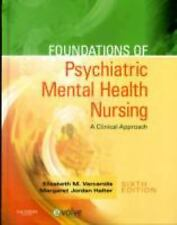 Foundations of Psychiatric Mental Health Nursing: A Clinical Approach, 6e, Halte
